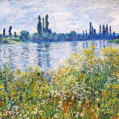 Claude Monet 11 SQ