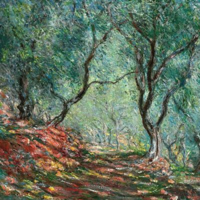 Claude Monet 17 SQ
