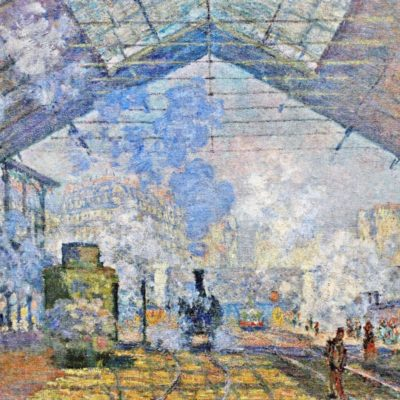 Claude Monet 20 SQ