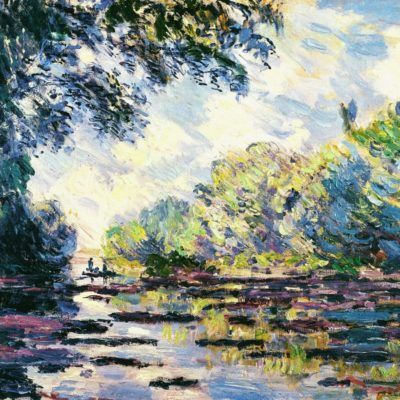 Claude Monet 22 SQ